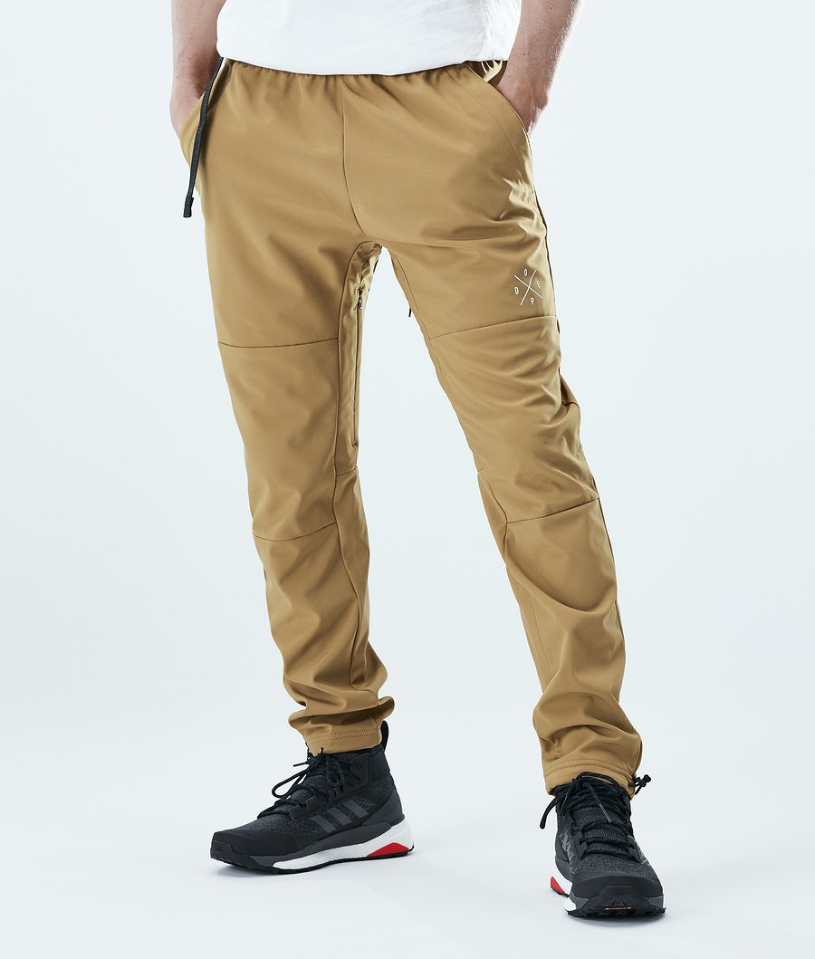 Nomad Outdoor Trousers Men Gold