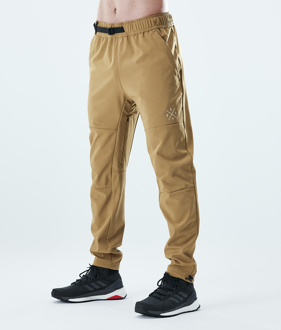 Dope Nomad Outdoor Trousers Gold