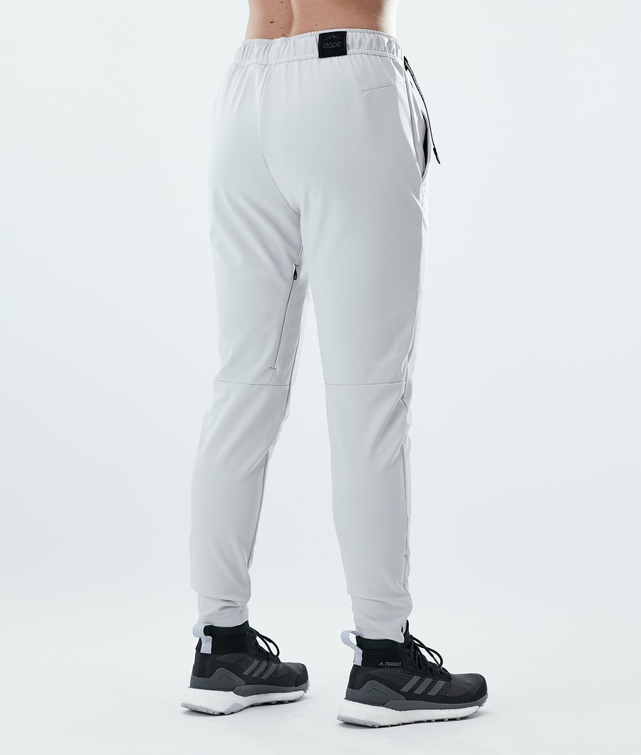 Dope Nomad W Women's Outdoor Trousers Light Grey