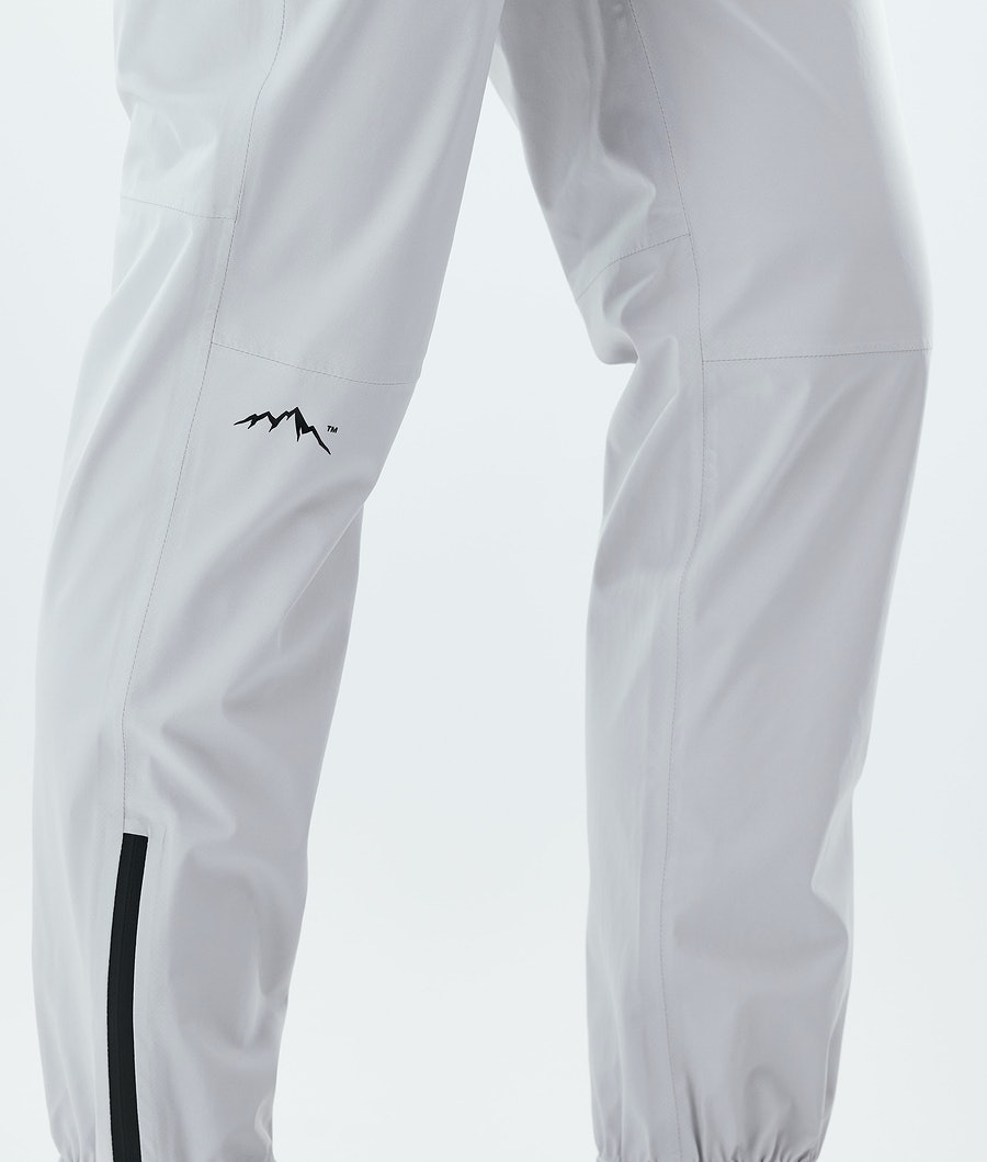 Dope Drizzard W Women's Outdoor Pants Light Grey