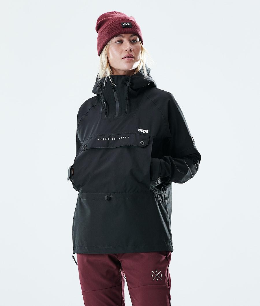 Dope Hiker W Outdoor Jacket Black