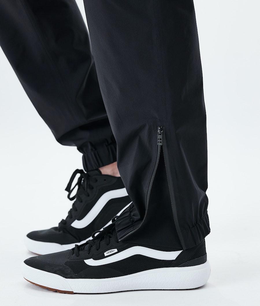 Dope Drizzard Pants Rain Pants Black