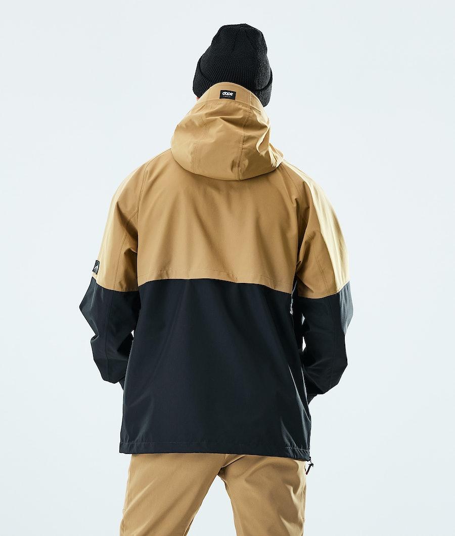 Dope Hiker Outdoor Jacket Gold / Black