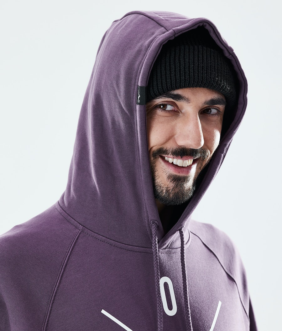 Dope Daily 2X-UP Hoodie Faded Grape