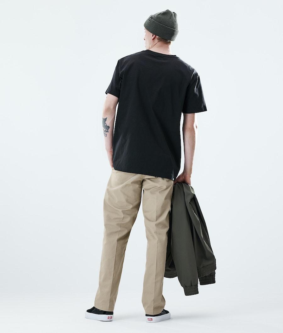 Dope Daily Capital T-shirt Black