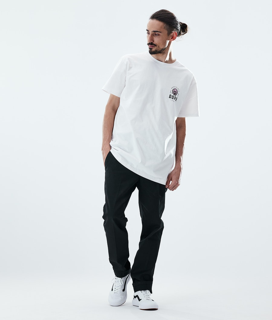 Dope Daily Rose T-shirt White