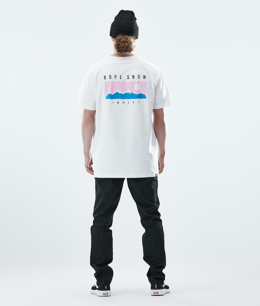 Dope Daily Range T-shirt White
