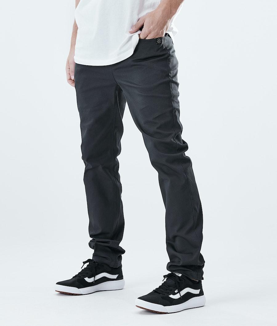Dope Valdez Pantaloni Dark Grey