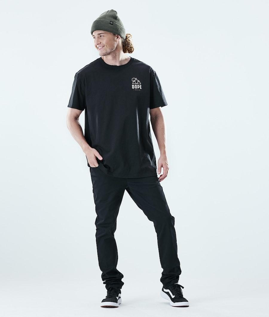 Dope Valdez Pantaloni Black