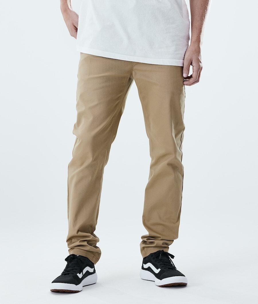 Dope Valdez Pantaloni Khaki