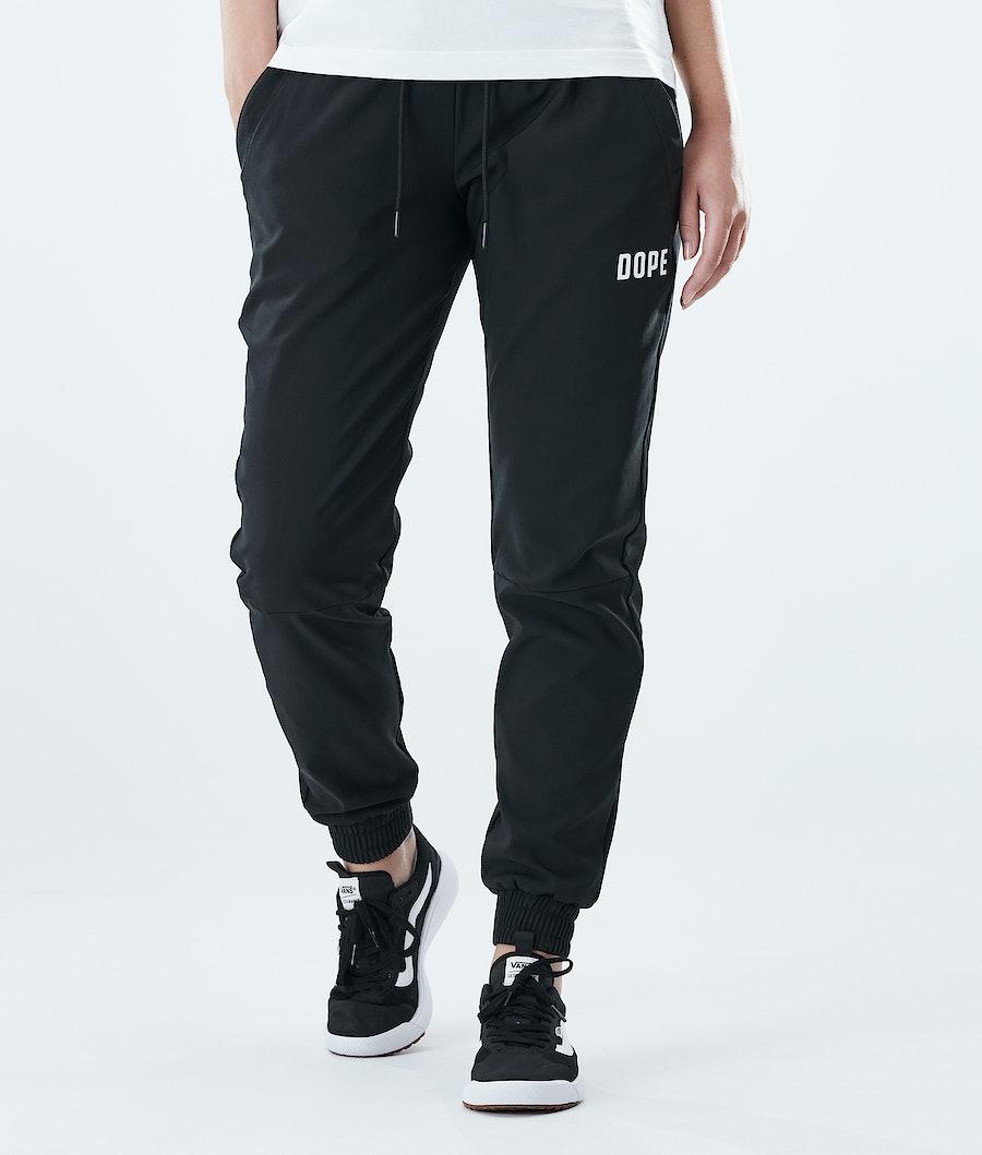 Dope Flight W Pantaloni Black