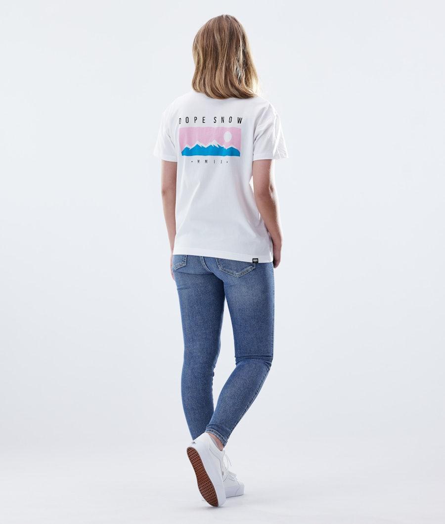 Dope Regular Range Women's T-shirt White
