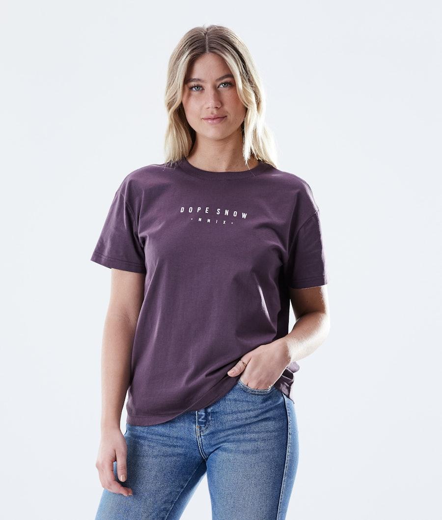 Dope Regular Range T-shirt Faded Grape