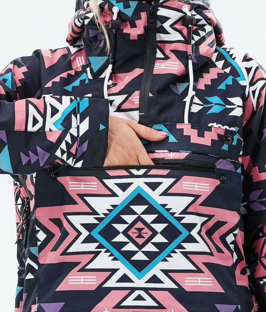 Dope Annok W Snowboardjacke Damen Inka Pink