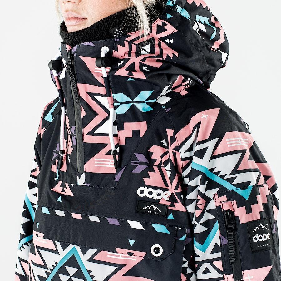 Dope Annok W Snowboardjacka Dam Inka Pink