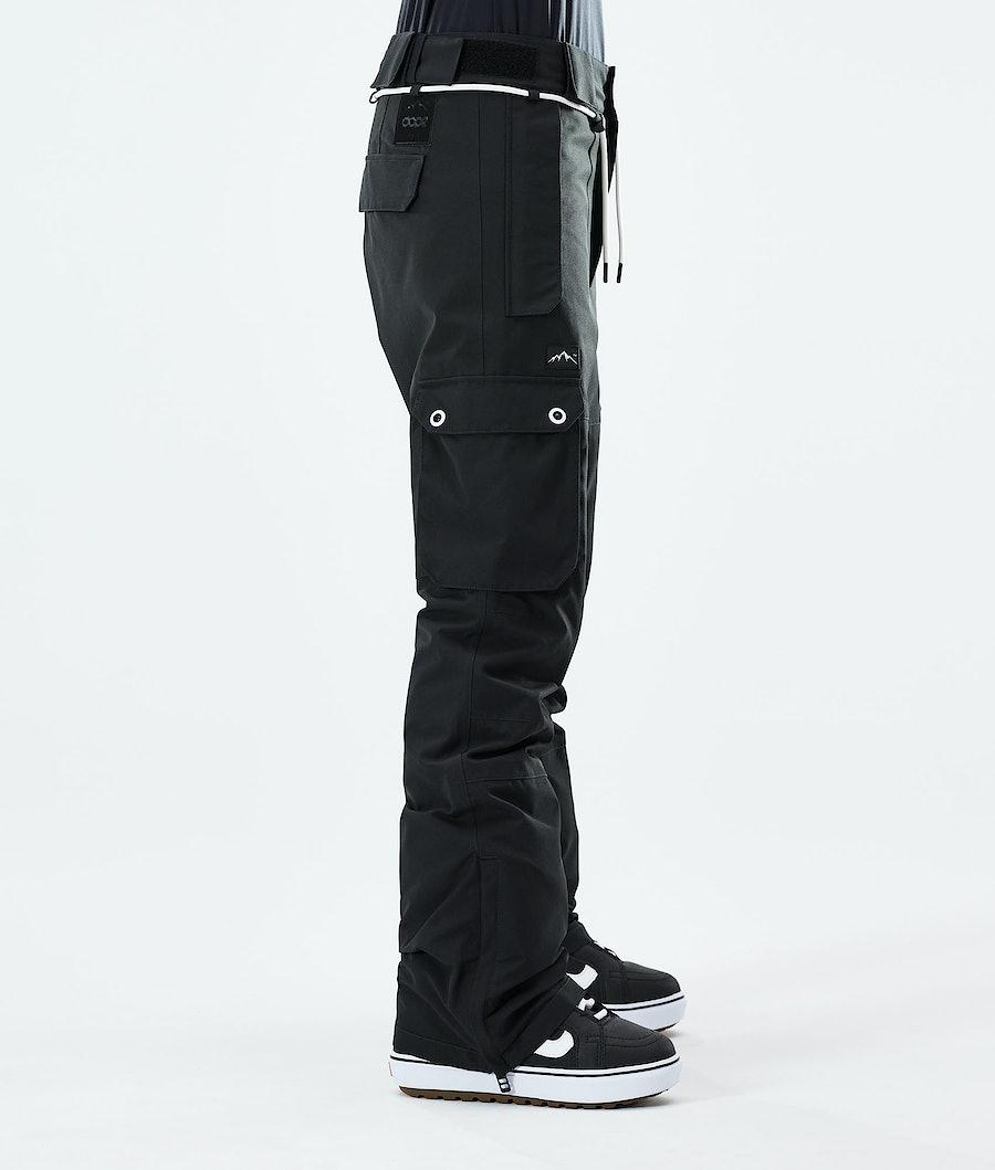 Dope Iconic W Snowboardhose Damen Black