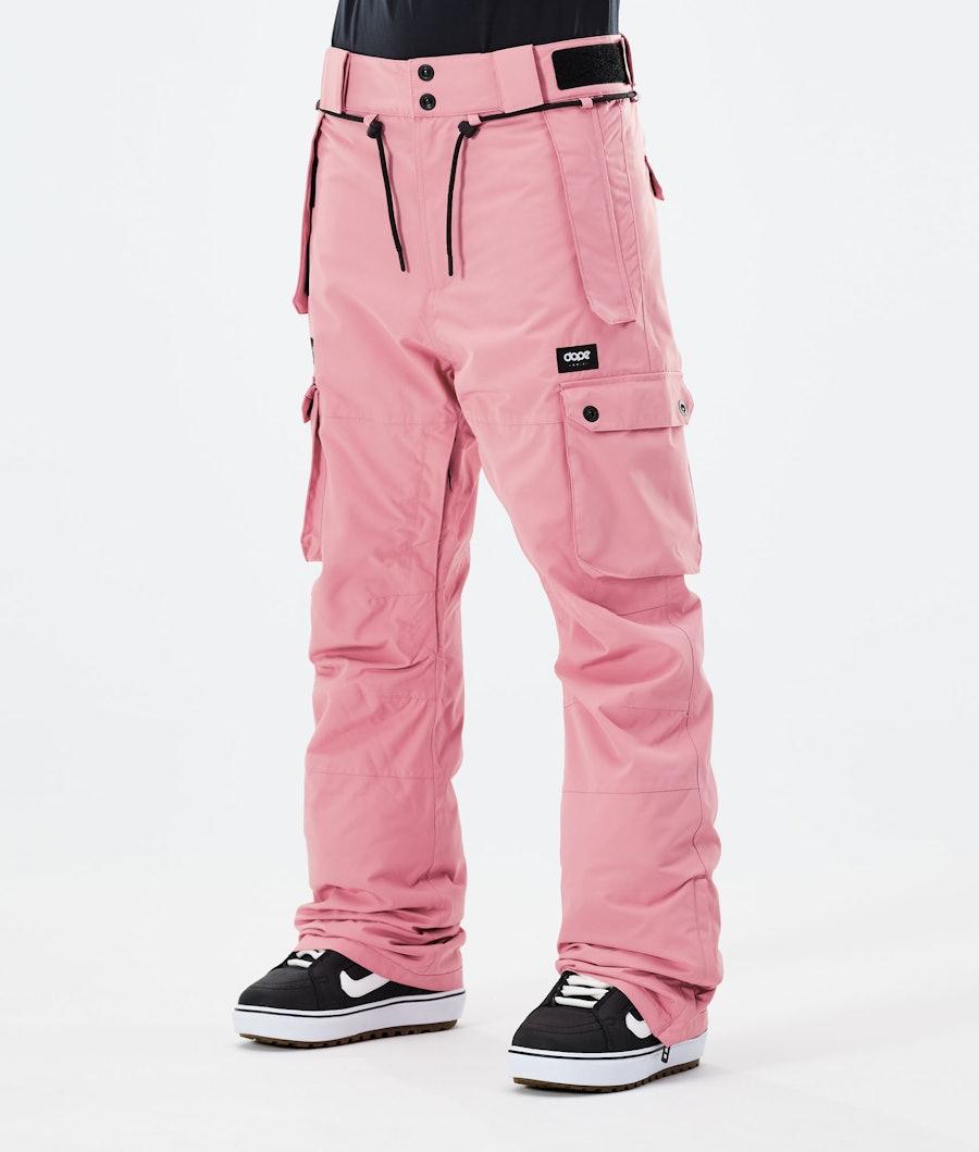 Dope Iconic W Snowboardhose Pink