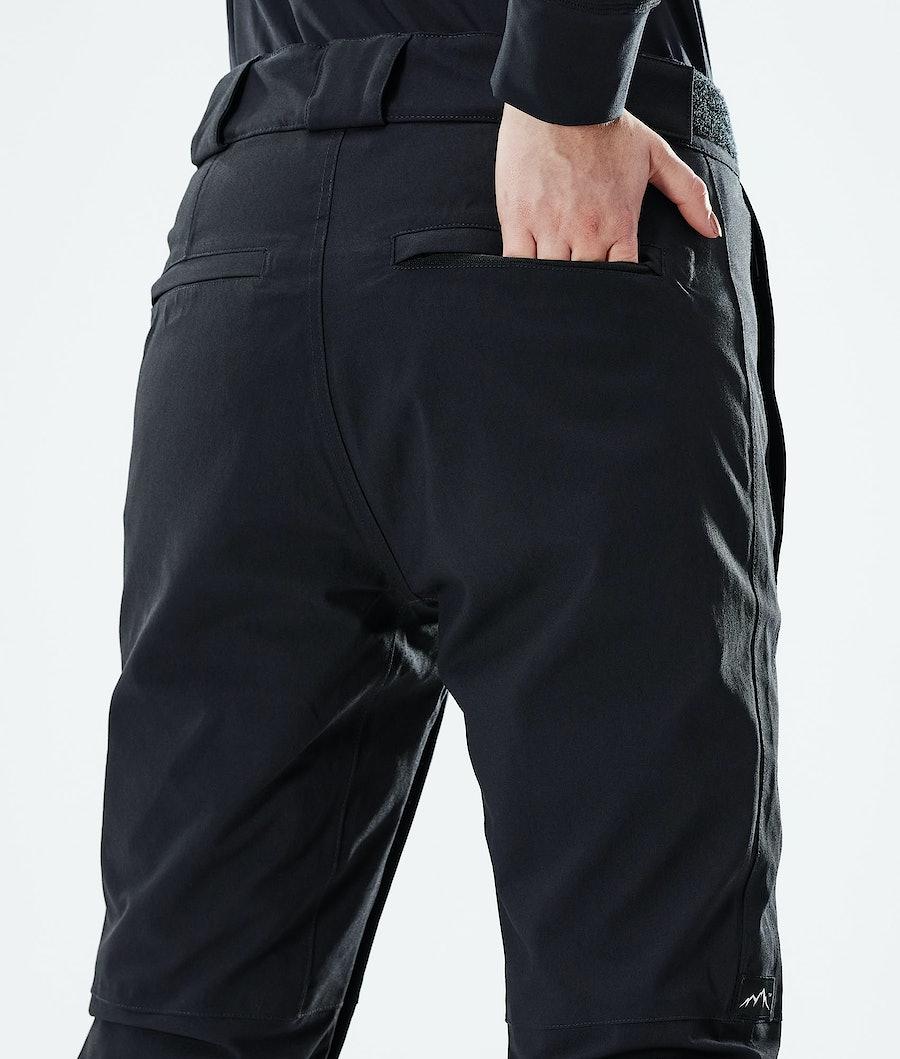 Dope Con 2020 Women's Ski Pants Black