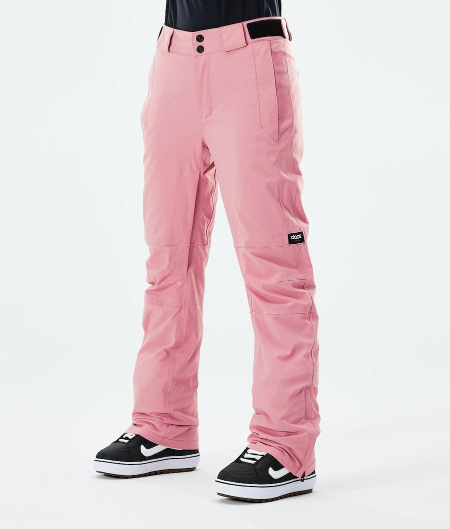 Dope Con 2020 Pantaloni Snowboard Pink