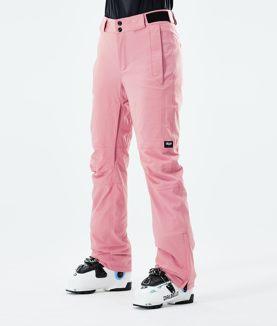 Dope Con 2020 Ski Pants Pink