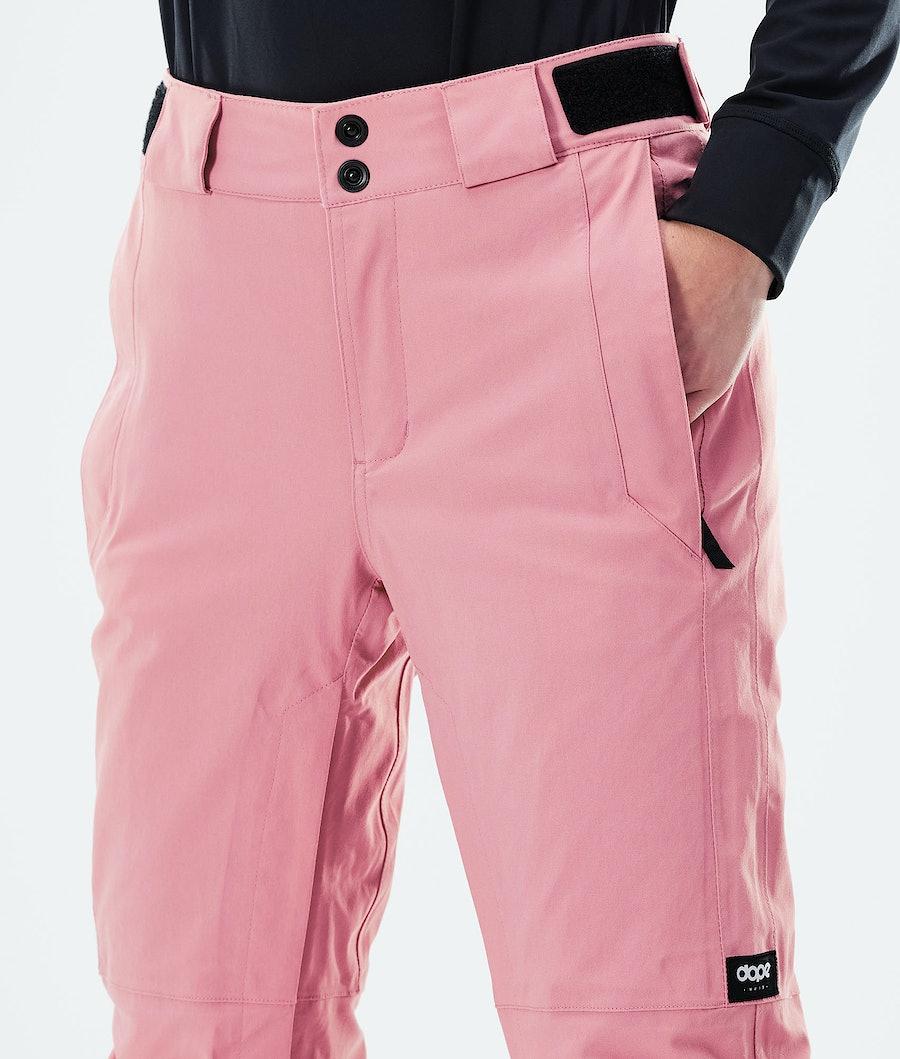 Dope Con 2020 Women's Snowboard Pants Pink