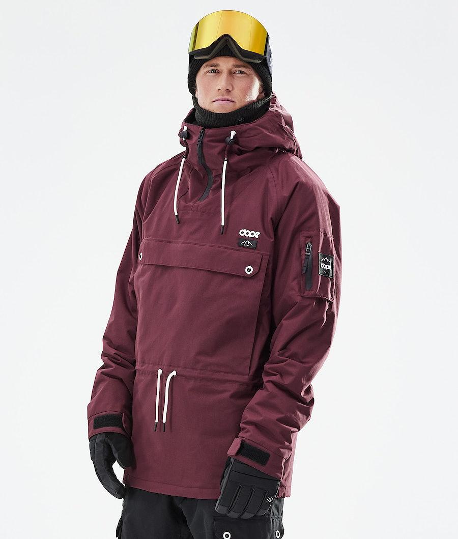 Dope Annok Skijacke Burgundy