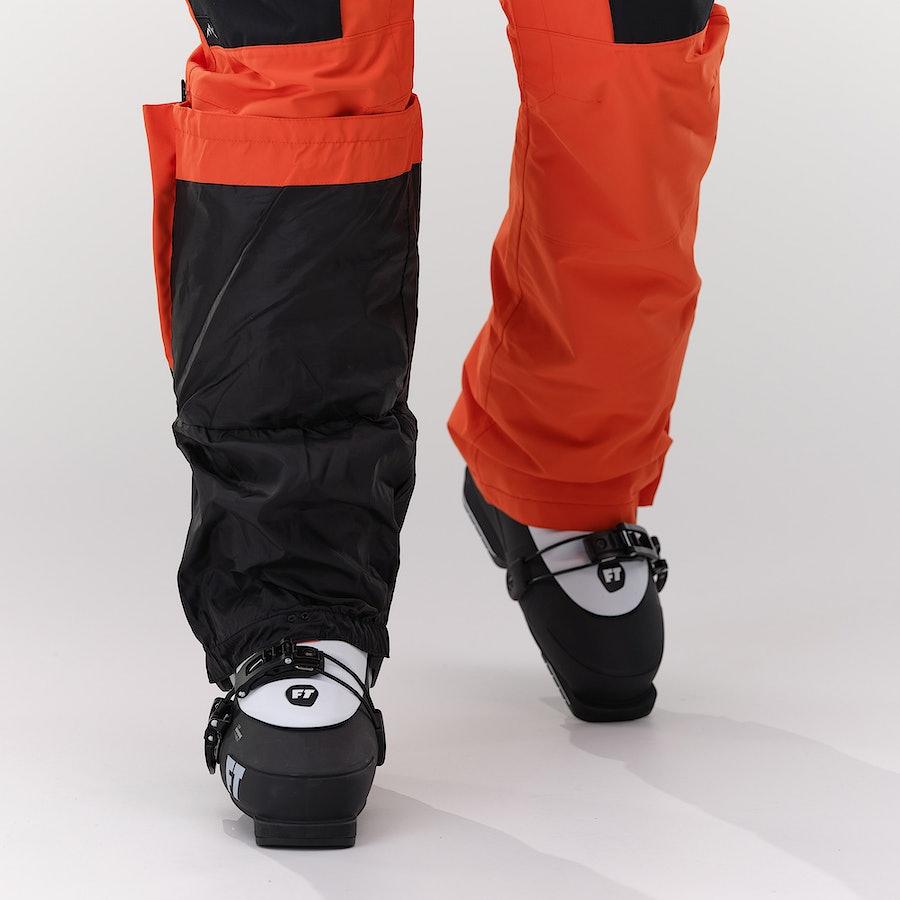 Dope Poise Snowboardbyxa Orange/Black
