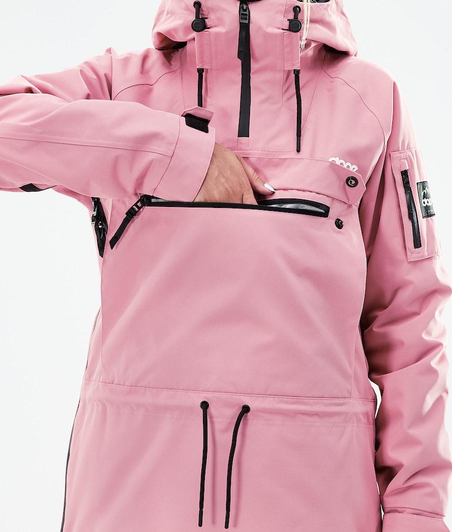 Dope Annok W Women's Snowboard Jacket Pink
