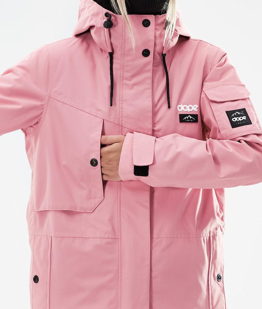 Dope Adept W Snowboardjacke Damen Pink