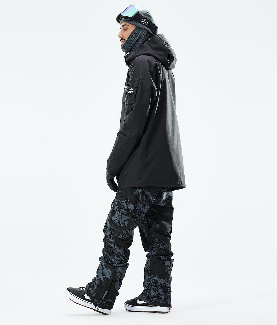 Dope Annok Snowboard Jacket Black