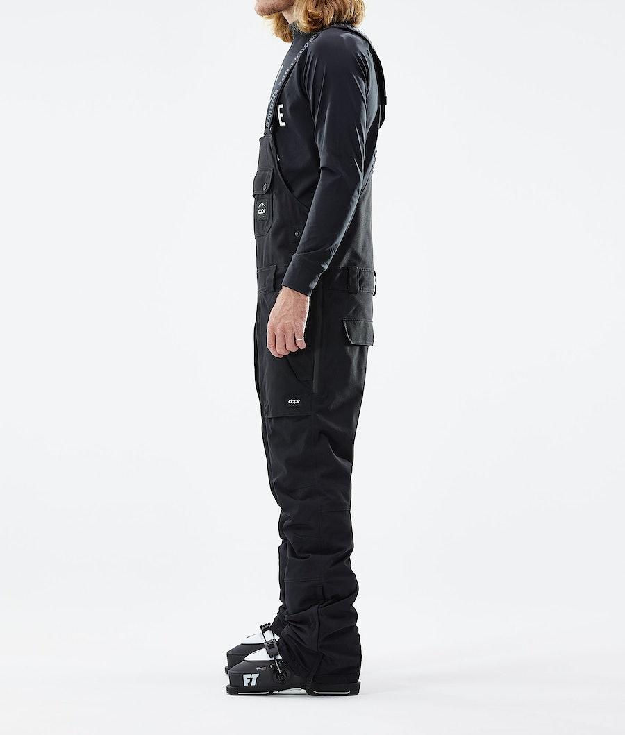 Dope Notorious B.I.B Ski Pants Black