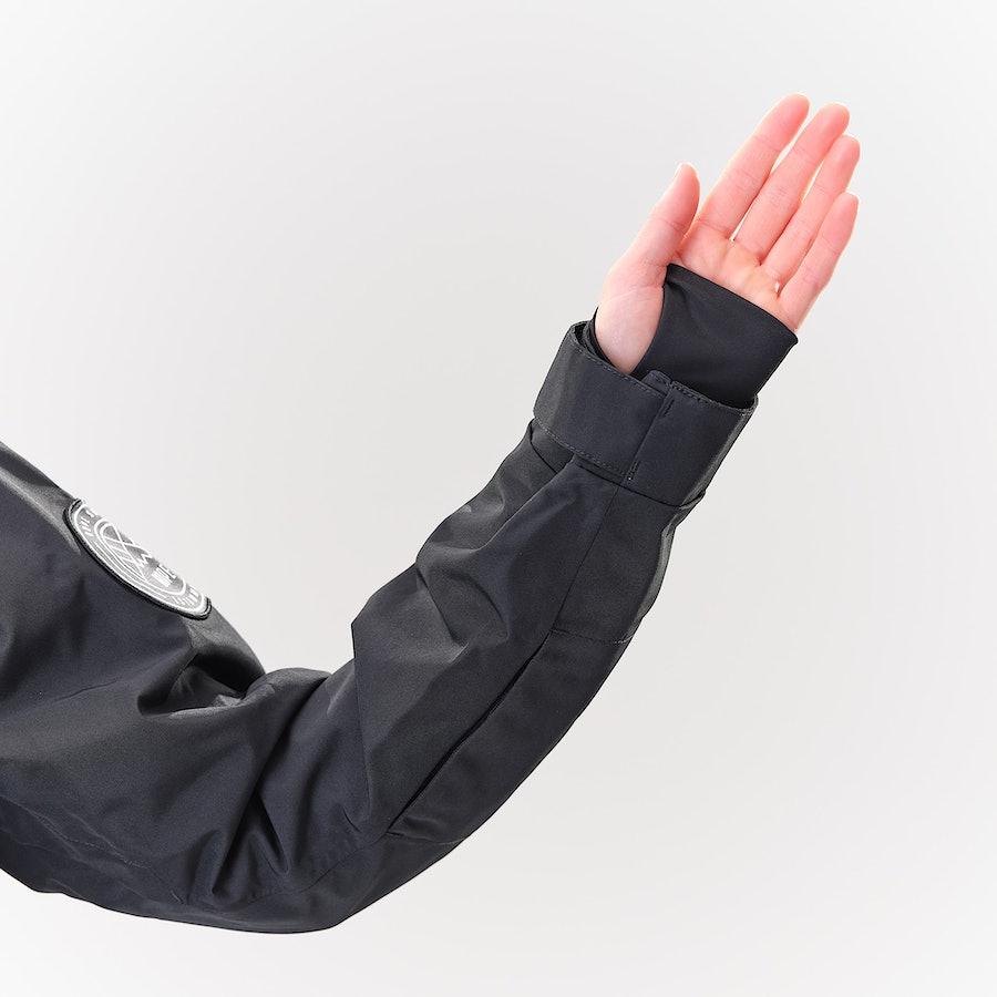 Dope Blizzard PO W Women's Snowboard Jacket Black