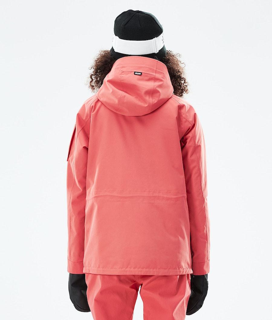 Dope Annok W Snowboardjacke Damen Coral