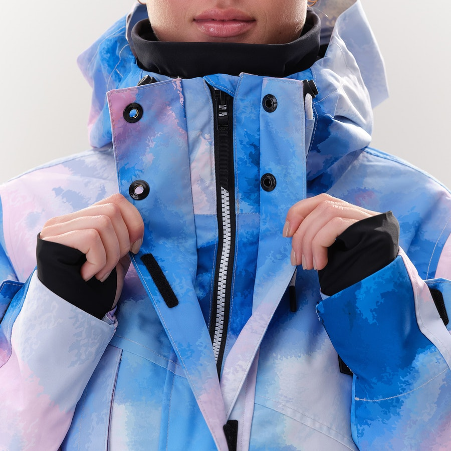 Dope Adept W Snowboardjacke Damen Cloud