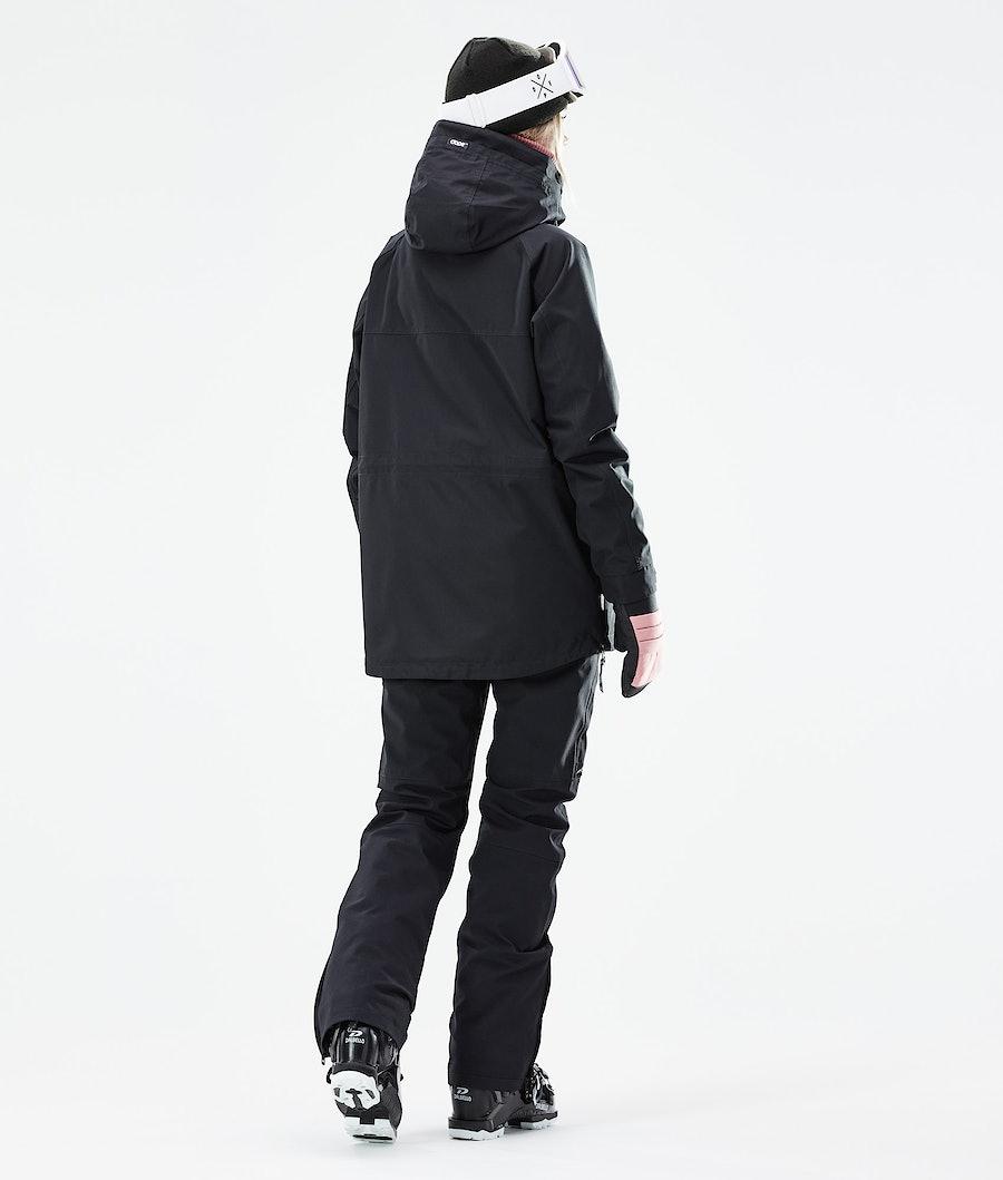 Dope Akin W Women's Ski Jacket Black