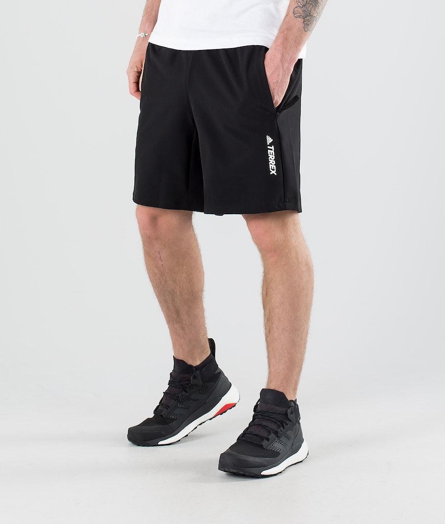 Adidas Terrex Liteflex Shorts Black
