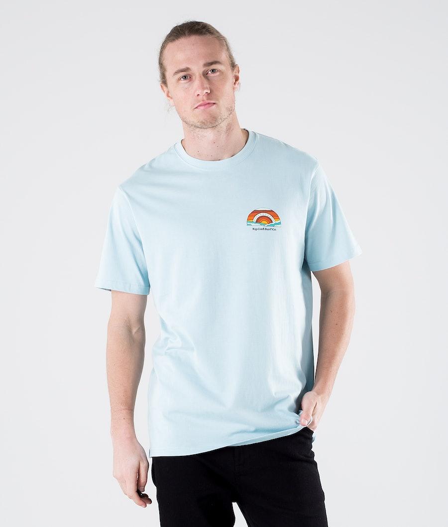 Rip Curl SWC Sundown T-shirt Light Blue