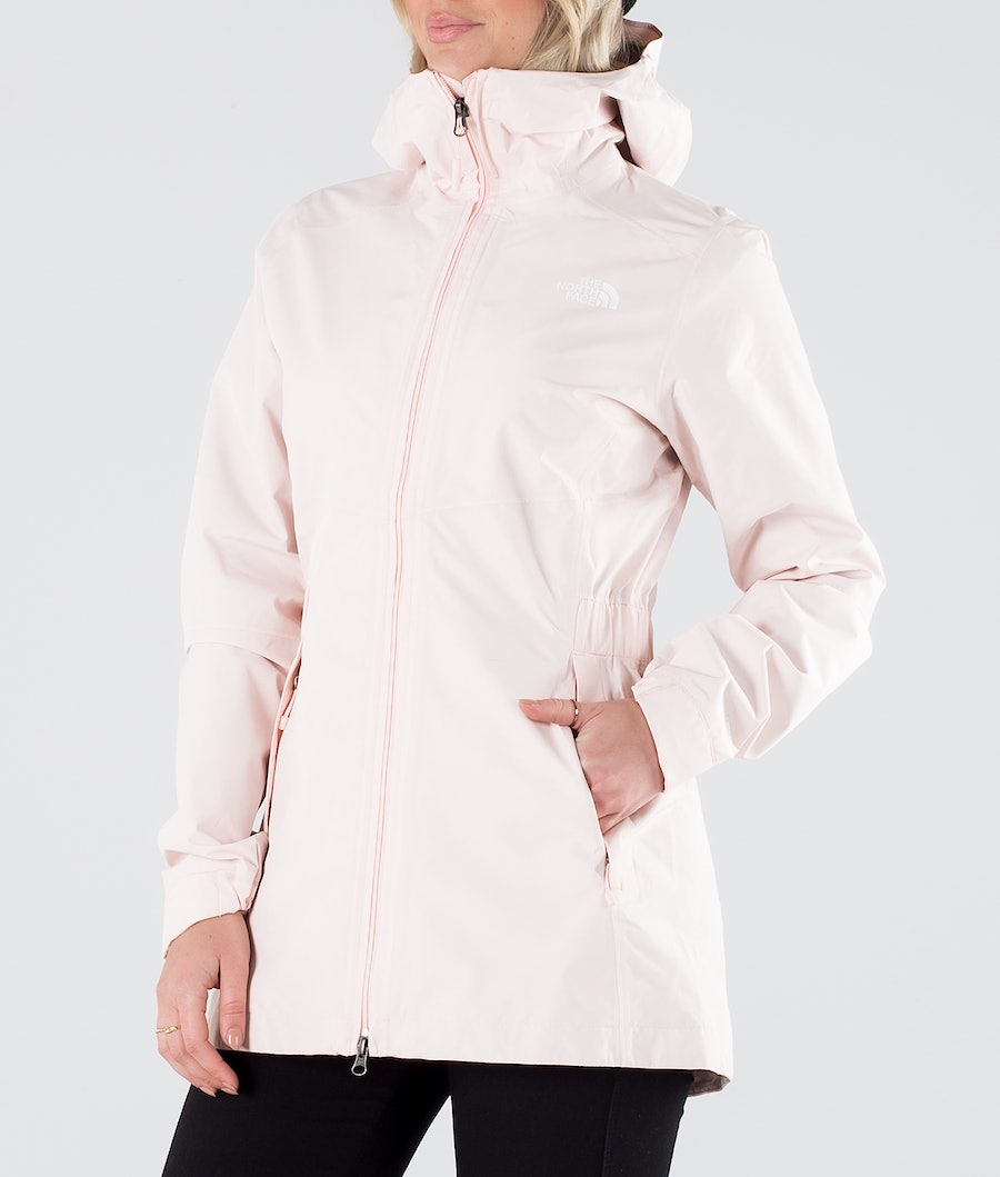 The North Face Hikesteller Parka Shell Giacca Outdoor Donna Pearl Blush