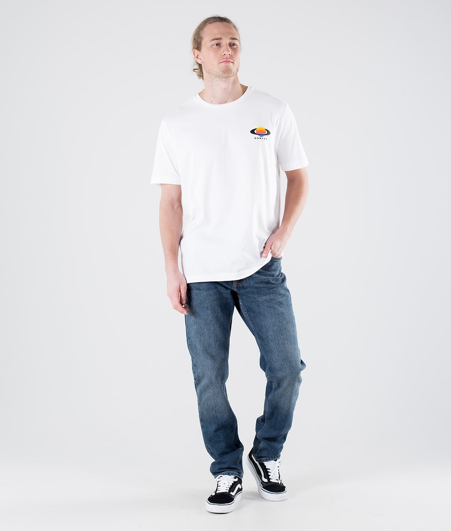 Oakley Planet T-shirt White