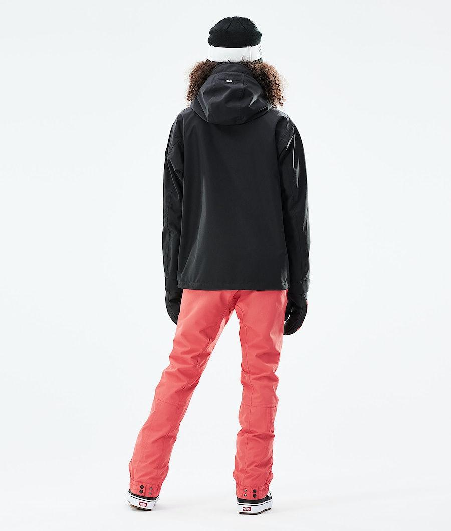 Dope Blizzard PO W Snowboardjacke Damen Black