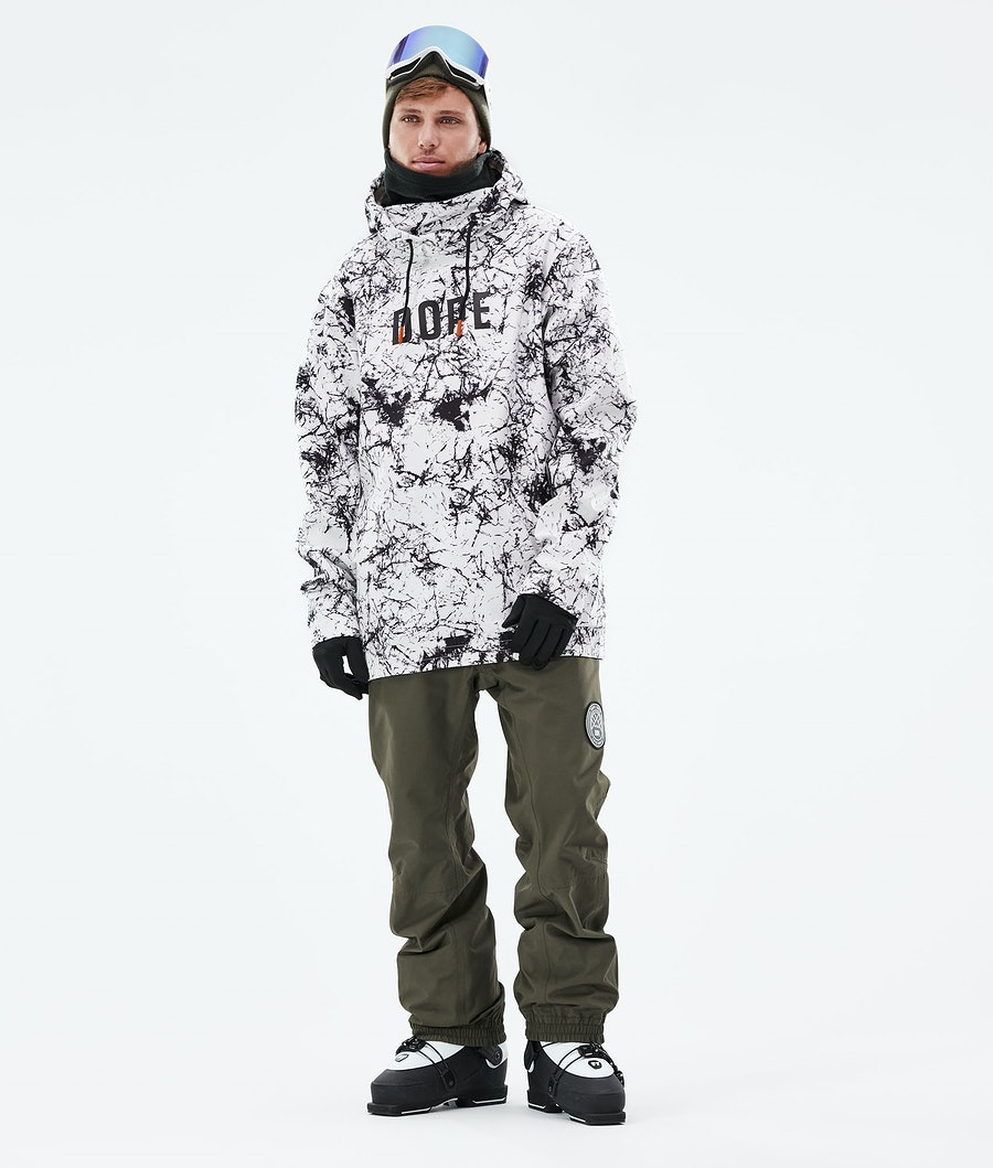 Dope Yeti Skijacke Rock