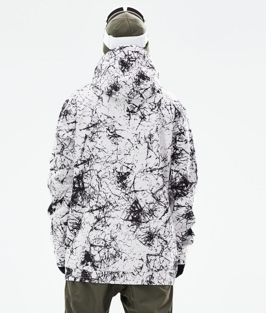 Dope Yeti Snowboard Jacket Rock