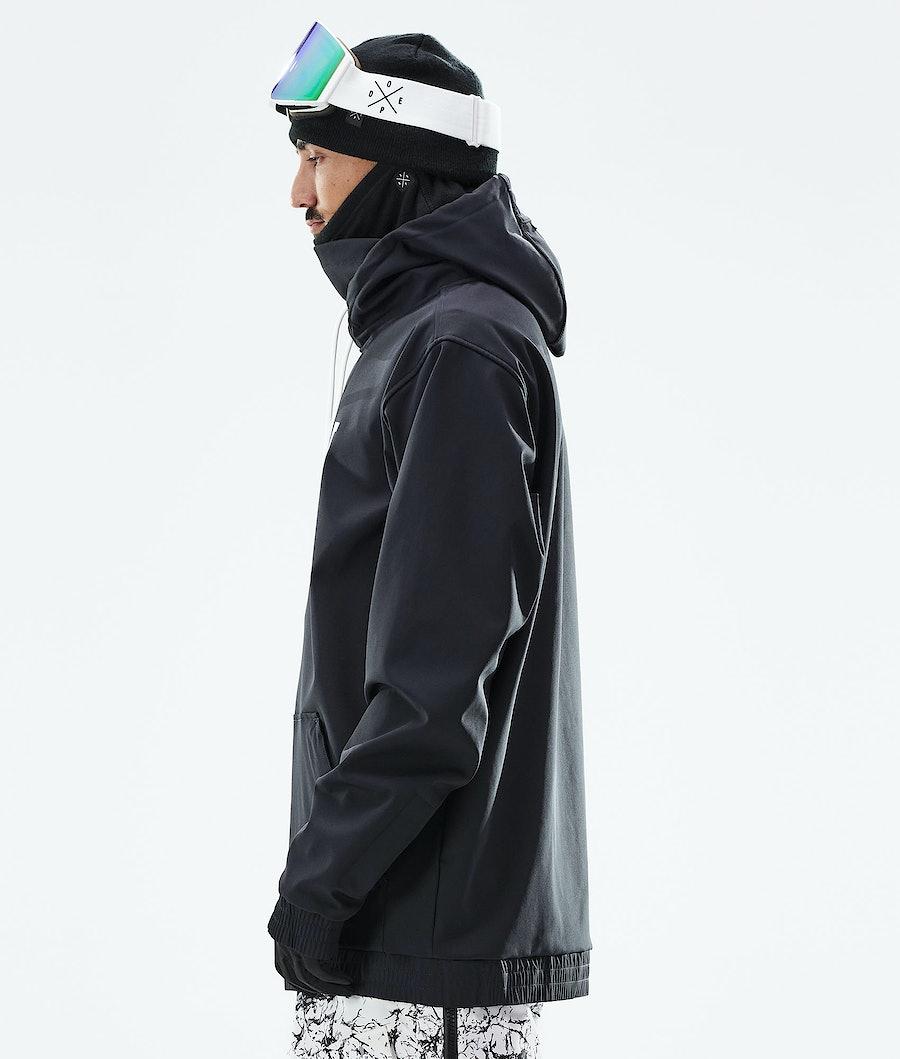 Dope Yeti Snowboard Jacket Black