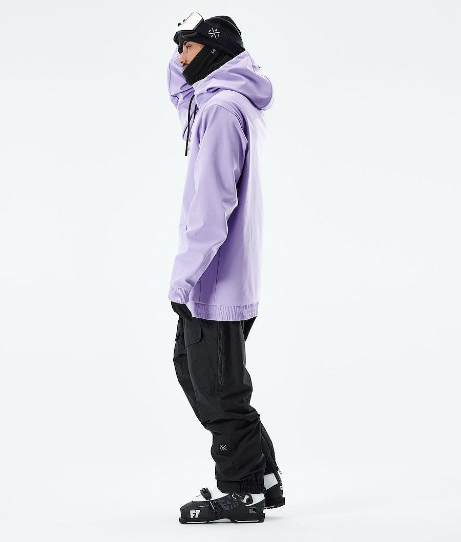 Dope Yeti Skijakke Faded Violet