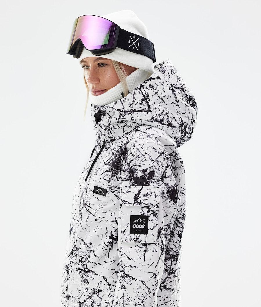 Dope Adept W Women's Snowboard Jacket Rock