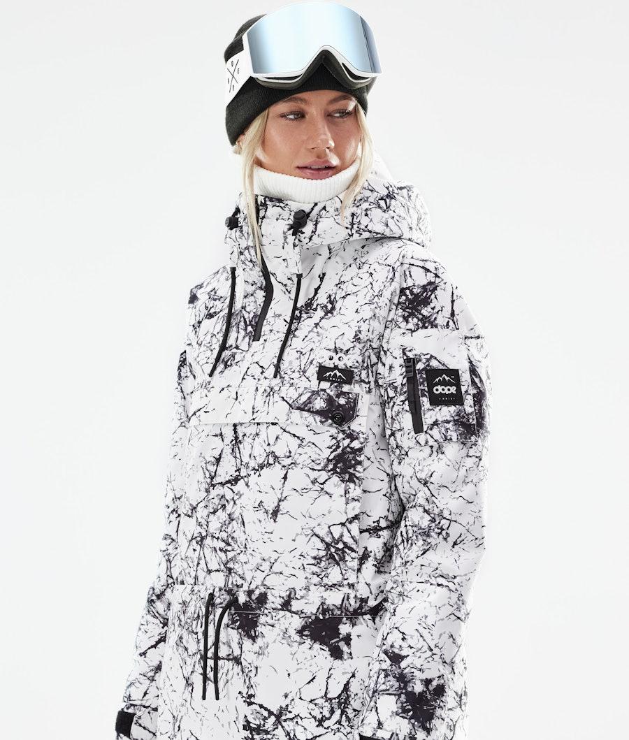 Dope Annok W Snowboardjacke Damen Rock