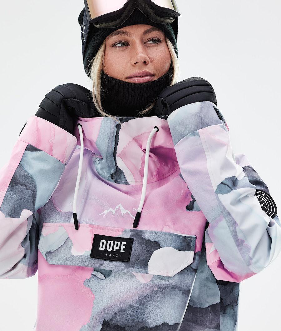 Dope Blizzard PO W Snowboardjacke Damen Blot