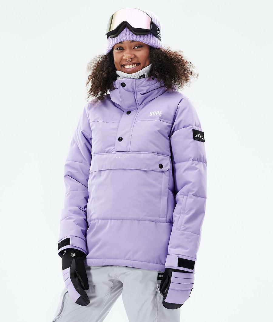 Puffer W Veste Snowboard