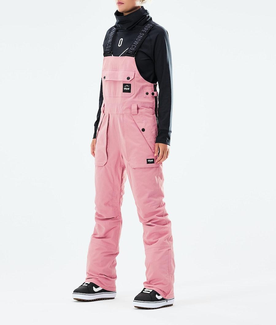 Dope Notorious B.I.B W Snowboardhose Damen Pink