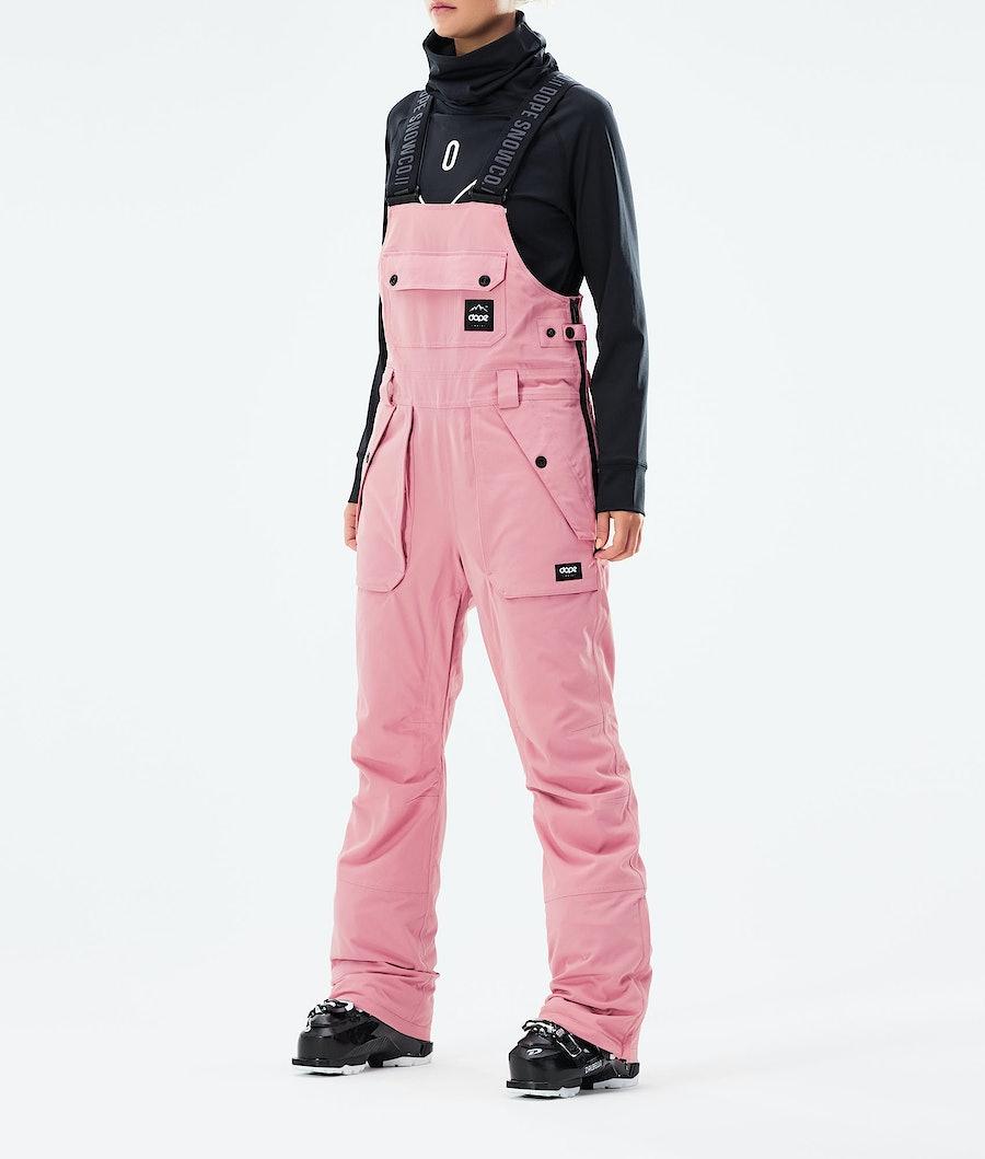 Dope Notorious B.I.B W Skidbyxa Pink